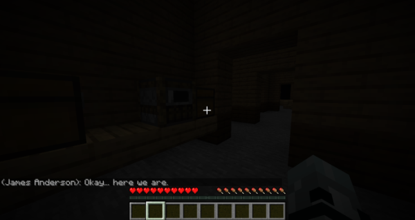 A Night With Billy - Minecraft Horror Map - 2