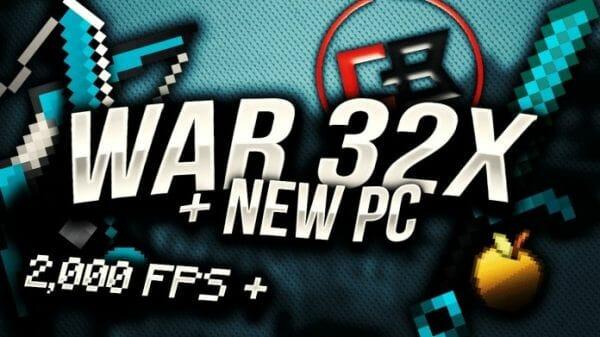 Apexay WAR 32x PvP Texture Pack - main