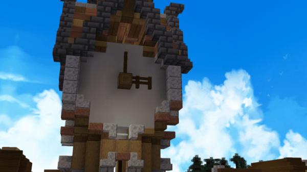 Blue Clouds 1.14.4 256x PvP UHC Minecraft Texture Packs - 3