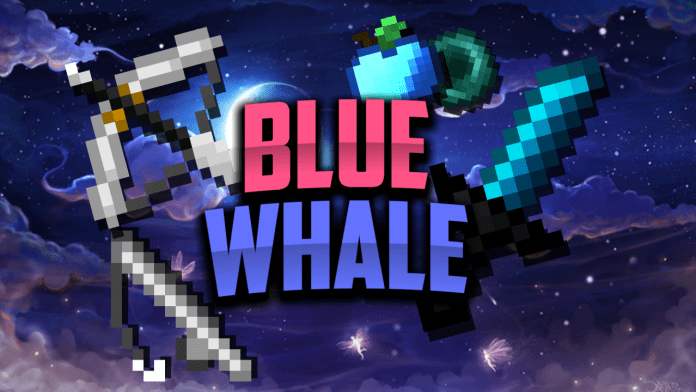 Blue Whale 16x 1.14.4 PvP UHC Minecraft Texture Packs