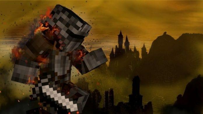 Dark Souls- RPG Modded Adventure - Minecraft Dungeon - main