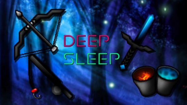 Deep Sleep 1.14.4 128x PvP UHC Minecraft Texture Packs - MAIN