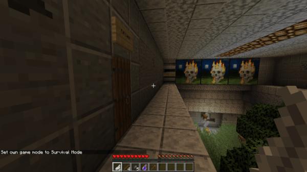 Dwemer Underground - Minecraft Dungeon - 2