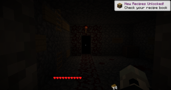 Dyemona 2: Labin Story – Minecraft Horror Map