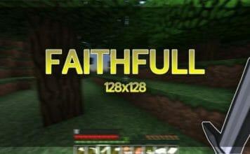 Faithful Canvas 128x 1.14.4
