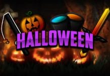 Halloween 256x 1.14.4 PvP UHC Minecraft Texture Packs