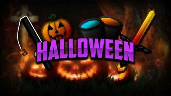 Halloween 256x 1.14.4 PvP UHC Minecraft Texture Packs