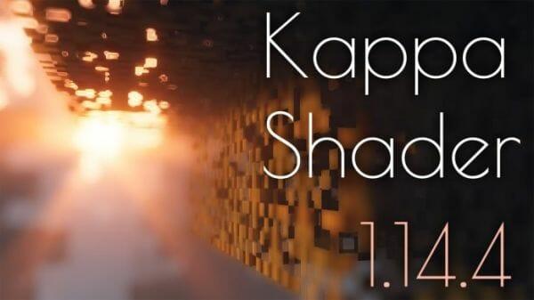 Kappa Shaders 1.14.4
