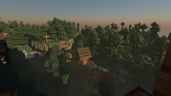Magnificent Atmospheric Shaders 1.14.4 - 2
