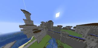 Minecraft Castle - Aacumenunan Ramparts - 1