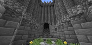Minecraft Castle - Dragonstone - 1