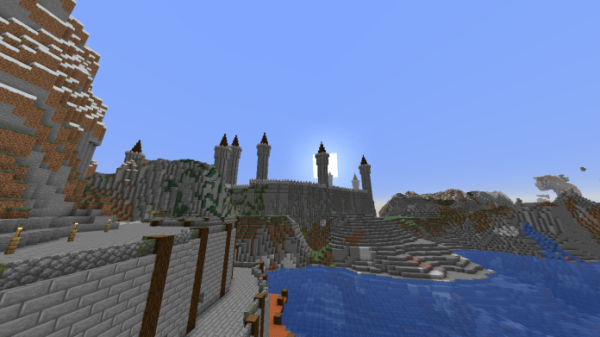 Minecraft Castle - Roleplay Castle - 2