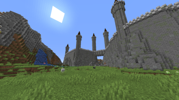 Minecraft Castle - Roleplay Castle - 3