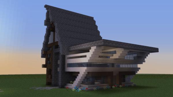 Minecraft House - Alpha House 2