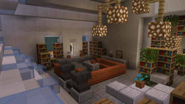 Minecraft House - Alpha House 3