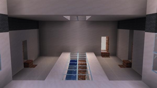 Minecraft House - Island House 2
