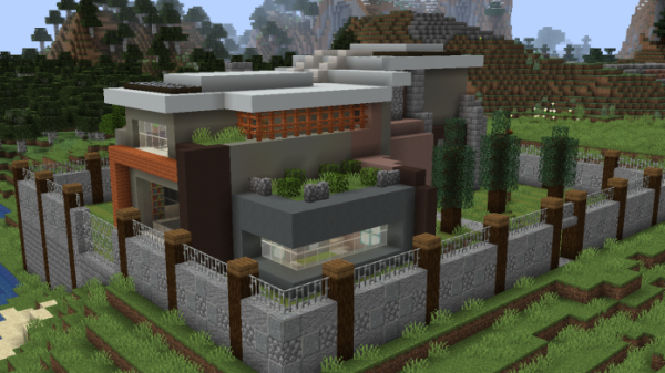 Minecraft House Small Modern House Best Builds 2020