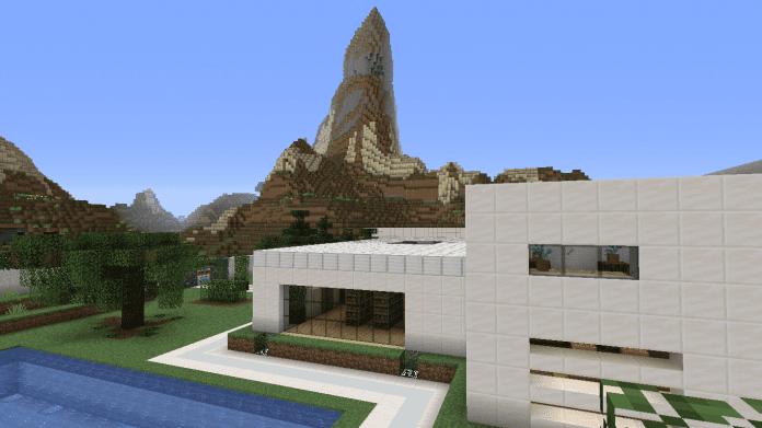 Minecraft House - Villa Padronale 1