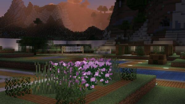Minecraft House - Villa Padronale 3