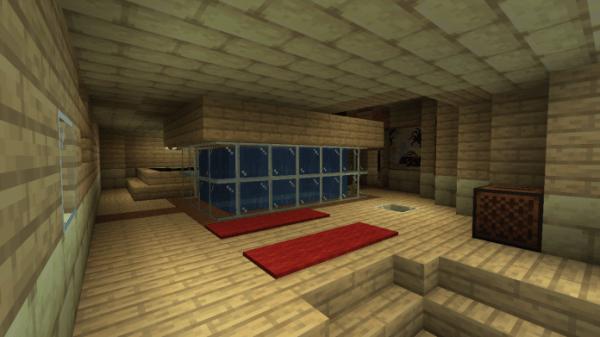 Minecraft House - Modern Mountain 2