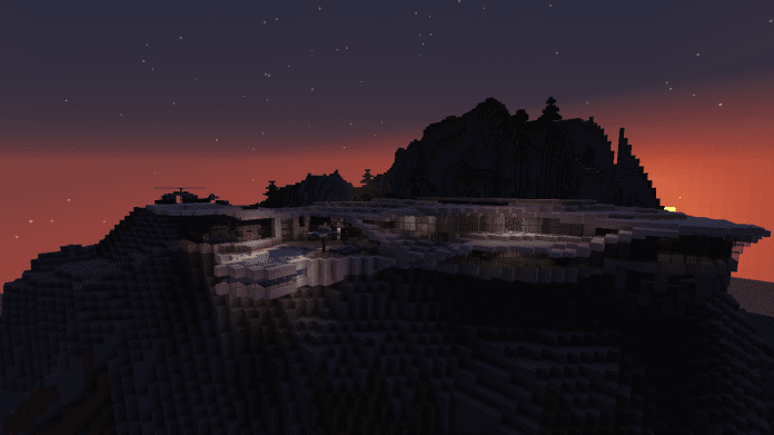 Minecraft House - Ocean View Modern Mansion