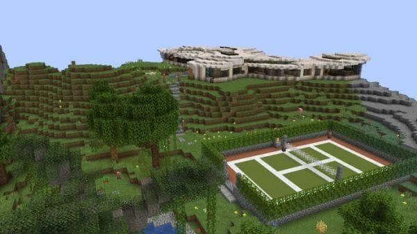 Ocean View Modern Mansion 2