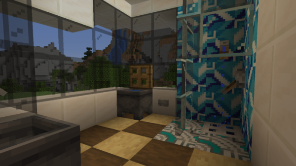 Ocean View Modern Mansion 3