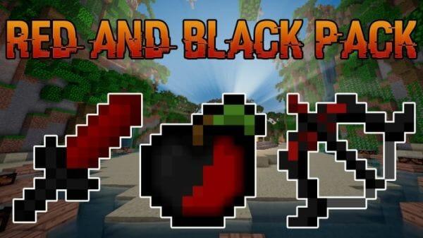Red & Black V1 [16x] - main