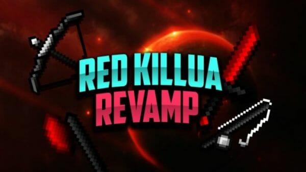 Red Killua 32x 1.14.4 Revamp PvP UHC Minecraft Texture Packs