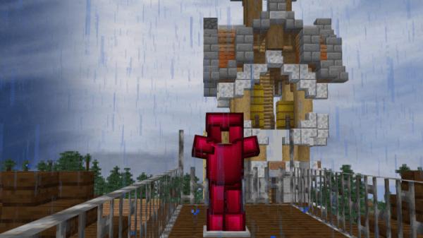 Rose Revamp 1.14.4 32x PvP UHC Minecraft Texture Packs - 1