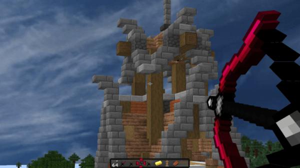 Rose Revamp 1.14.4 32x PvP UHC Minecraft Texture Packs - 2