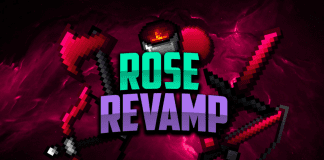 Rose Revamp 32x 1.14.4 PvP UHC Minecraft Texture Packs