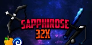 Sapphirose 1.14.4 32x PvP UHC Minecraft Texture Packs - MAIN