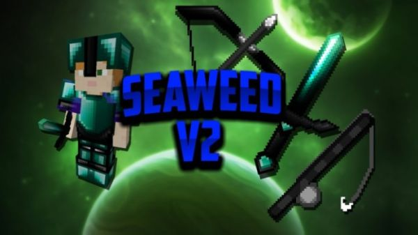 Seaweed V2 1.14.4 PvP UHC Minecraft Texture Packs