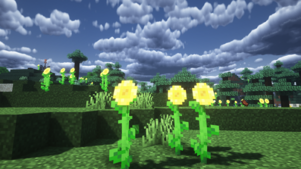 Sunflawer Shaders 1.14.4 - 3