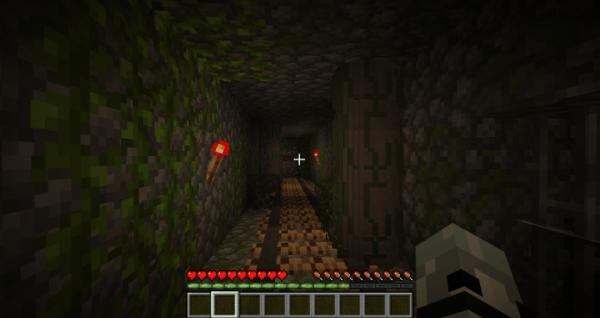 Teke Teke - Minecraft Horror Map - 1