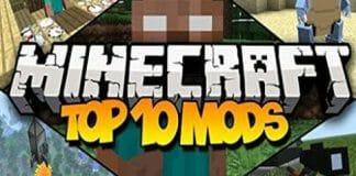 Top 10 Minecraft Mods 1.14.4