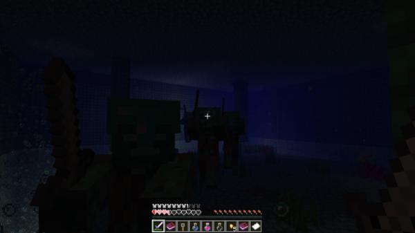 Watterlogged Crypt - Minecraft Dungeon - 3