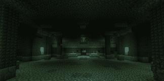 Watterlogged Crypt - Minecraft Dungeon - main