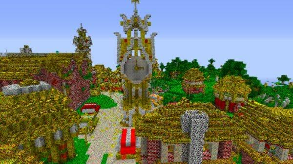 Deep Fried Minecraft 1.15 - 1