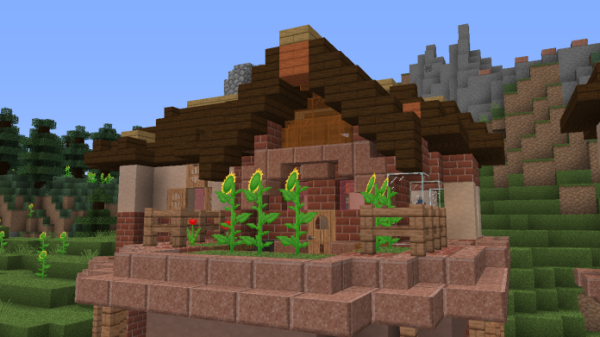 Depixel 1.15 Download - The Default Minecraft Texture Pack
