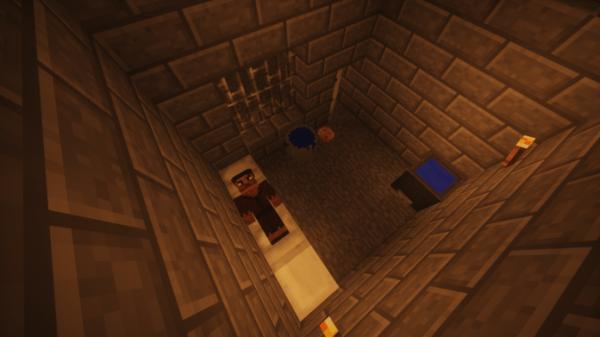 EscapeMC The Dungeon - Minecraft Dungeon - 1