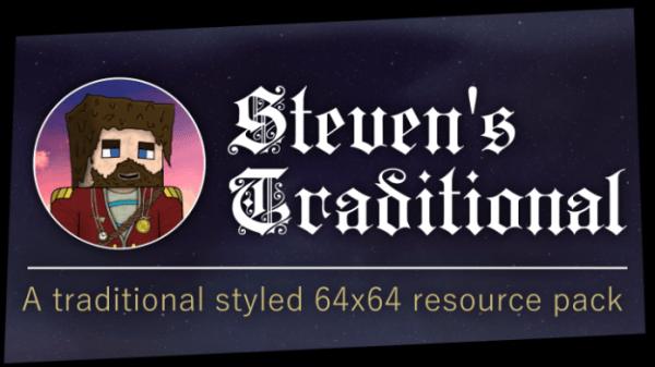 Faithful 64x 1.15.2 – Steven's Traditional