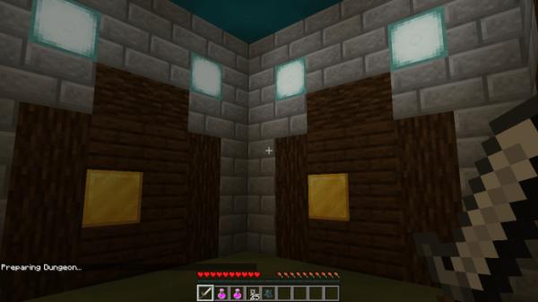 RougeLike Dungeon Crawler Map - Minecraft Dungeon - 1