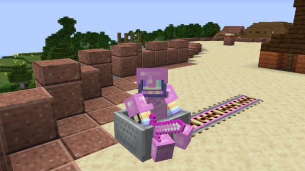 Trans Texture Pack 1.15 - 1