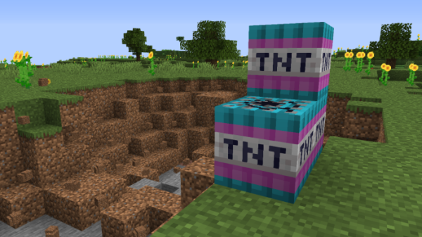 Trans Texture Pack 1.15 - 2