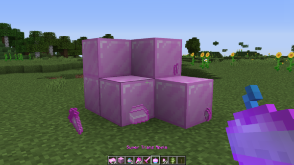 Trans Texture Pack 1.15 - 3