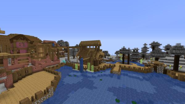 Minecraft 4k in Minecraft 1.15.1 - Resource Pack - 1