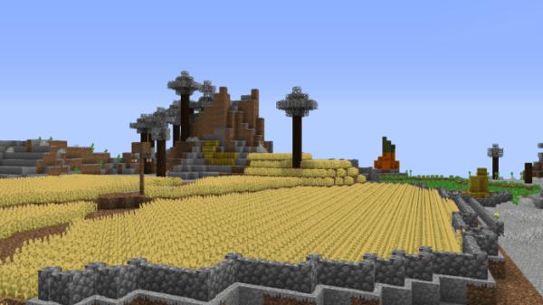 Minecraft 4k in Minecraft 1.15.1 - Resource Pack - 2