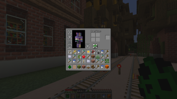 Minecraft Dark Mode 1.15.1 Texture Pack - 3